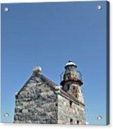 Rose Blanche Lighthouse II Acrylic Print