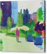 Rose Kennedy Greenway, Boston Acrylic Print