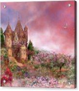 Rose Manor Acrylic Print