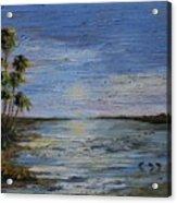 Roseate Beach Acrylic Print