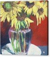 Rosemarys Gift Acrylic Print