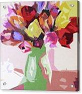 Rosemary's Tulips Acrylic Print