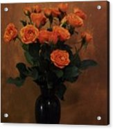 Roses For My Sweetheart Acrylic Print