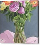 Roses From Life Acrylic Print
