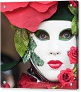 Roses I Acrylic Print
