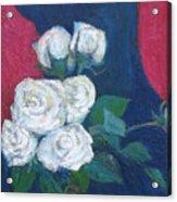 Roses II Acrylic Print