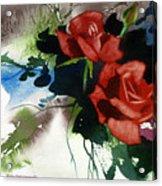 Rosewood Acrylic Print