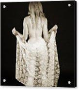 Rosie Nude Fine Art Print In Sensual Sexy 4613.01 Acrylic Print