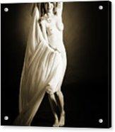 Rosie Nude Fine Art Print In Sensual Sexy 4623.01 Acrylic Print