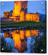 Ross Castle Killarney Ireland Acrylic Print