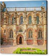 Rosslyn Chapel Panorama Acrylic Print