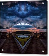 Magic Mirror Acrylic Print