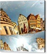 Rotenburg In A Tuba Acrylic Print