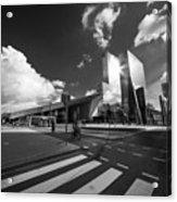 Rotterdam Centraal  Acrylic Print