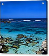 Rottnest Panorama Acrylic Print
