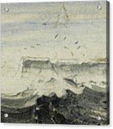 Rough Seas Acrylic Print