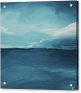 Rough Waters Acrylic Print