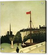 Rousseau 41 Henri Rousseau Acrylic Print
