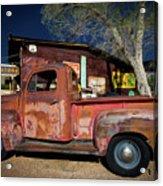 Route 66-61 Acrylic Print