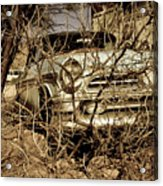 Route 66-66 Acrylic Print