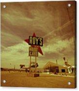 Route 66-82 Acrylic Print