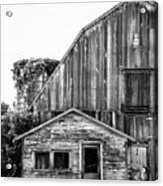 Route 66 Barn 1 Acrylic Print