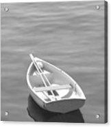 Row Boat Acrylic Print
