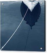 Row Row Row Your Boat Life Is But A Dream Acrylic Print