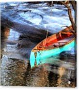 Row Your Boat Acrylic Print