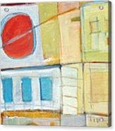 Rowhouse No. 2 Acrylic Print