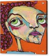 Roxie Box Acrylic Print