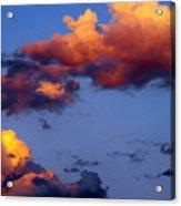 Roy-biv Clouds Acrylic Print