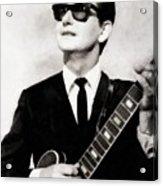 Roy Orbison, Legend Acrylic Print