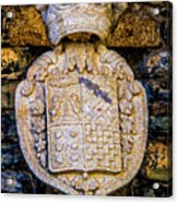 Royal Insignea Acrylic Print
