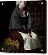 Royal Maid C1550 Acrylic Print