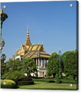 Royal Palace 02 Acrylic Print