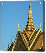 Royal Palace 11  Acrylic Print