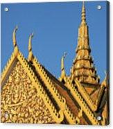 Royal Palace 14  Acrylic Print