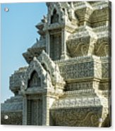 Royal Palace Shrine 01  Acrylic Print
