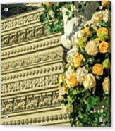 Royal Palace Shrine 04  Acrylic Print