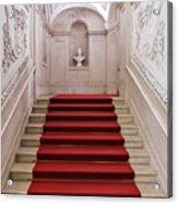 Royal Palace Staircase Acrylic Print