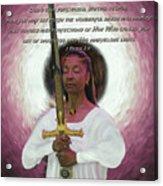 Royal Priesthood Acrylic Print