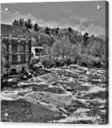 Royal River 0156 Acrylic Print