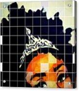 Royal Roots Acrylic Print