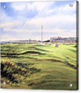 Royal Troon Golf Course Acrylic Print