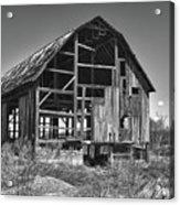 Rt 16 Barn 1302a Acrylic Print