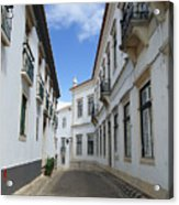 Rua Do Aljube Acrylic Print