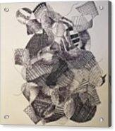 Rubberband Acrylic Print