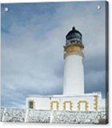 Rubha Reidh Lighthouse Acrylic Print