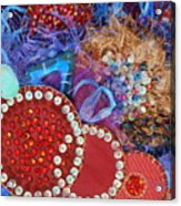 Ruby Slippers 3 Acrylic Print
